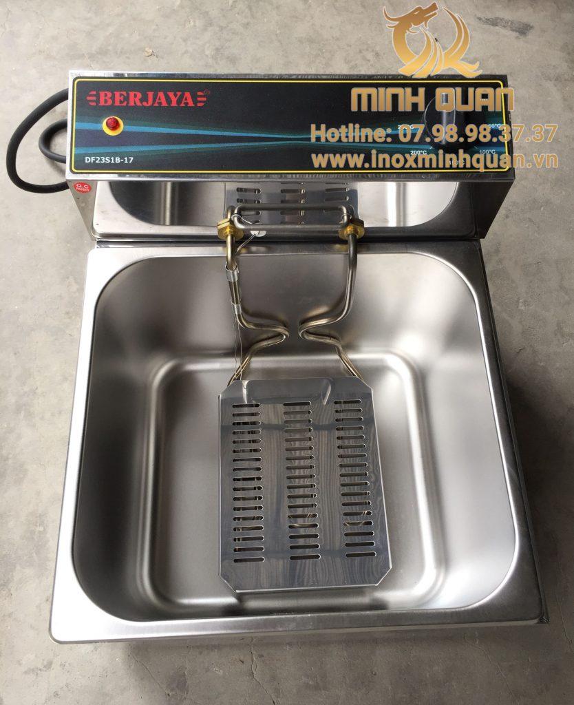 Bếp chiên nhúng đơn dùng điện DF23S1B-17