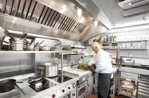 Một số điều cần biết trước khi thiết kế hệ thống bếp công nghiệp 1