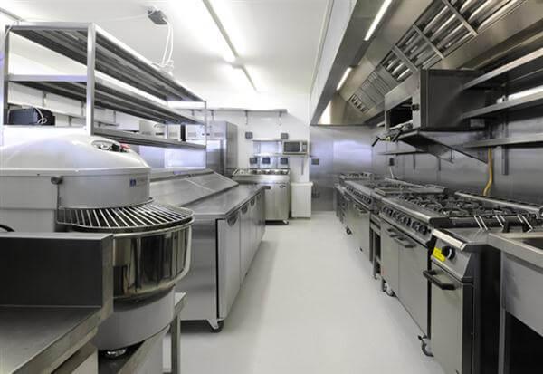 Một số điều cần biết trước khi thiết kế hệ thống bếp công nghiệp 2