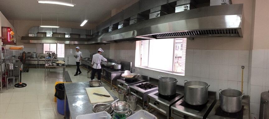 Một số điều cần biết trước khi thiết kế hệ thống bếp công nghiệp 3