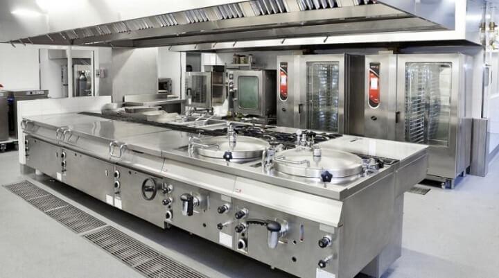 Một số điều cần biết trước khi thiết kế hệ thống bếp công nghiệp 4