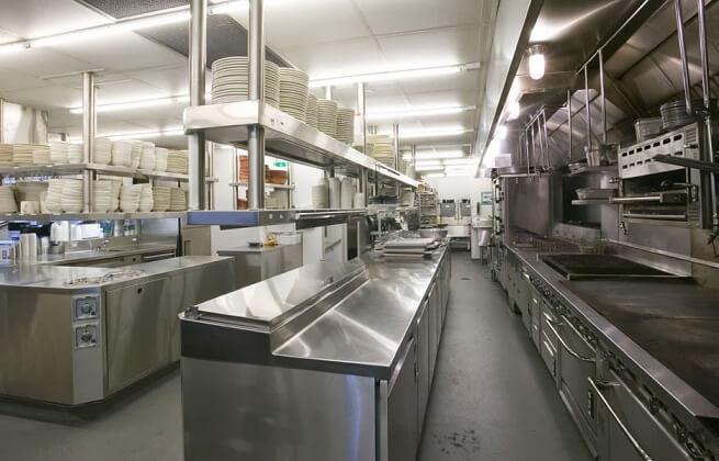 Một số điều cần biết trước khi thiết kế hệ thống bếp công nghiệp 5