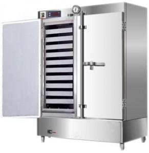An toàn khi sử dụng tủ nấu cơm công nghiệp