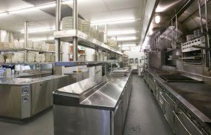Mẫu nhà bếp công nghiệp nhà hàng