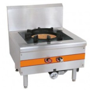 Bếp hầm đơn có quạt thổi, thiet bi bep a,thiết bị nhà bếp công nghiệp