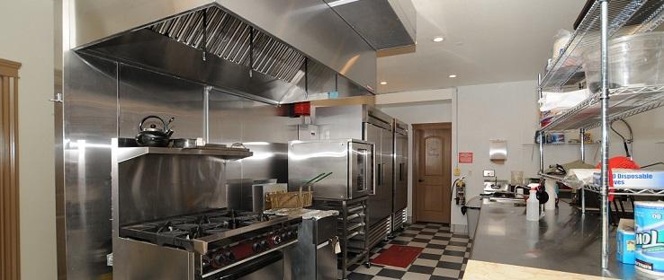 bếp ăn inox cho trường học, thiết bịbếp inox cho trường học