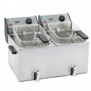 Cách vệ sinh bếp chiên nhúng công nghiệp