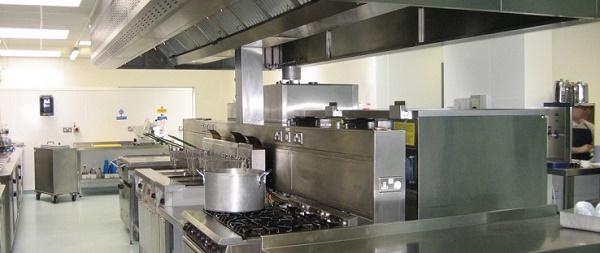 Thiết bị bếp ăn cao cấp công nghiệp, bếp ăn công nghiệp