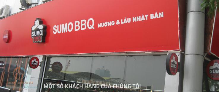 Nhà hàng SUMO BBQ