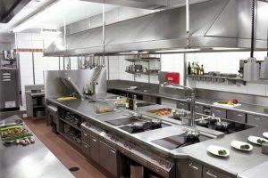 Đảm bảo an toàn vệ sinh thực phẩm với thiết bị bếp inox
