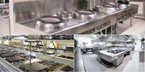 kinh nghiệm chọn bếp inox công nghiệp cho nhà hàng