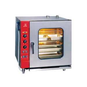 Lò hấp nướng đa năng 6 khay dùng điện, bếp nướng