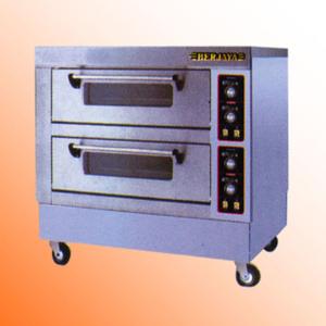 Lò nướng bánh bằng điện, Thiết bị làm bánh