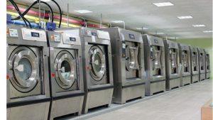 cách khắc phục lỗi máy giặt công nghiệp