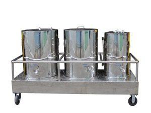 Chất lượng nước dùng từ nồi nấu phở