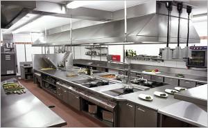 Tìm hiểu về các thiết bị bếp nhà hàng