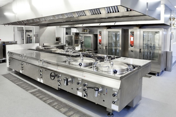 Thiết kế bếp công nghiệp uy tín, hệ thống bếp công nghiệp chất lượng