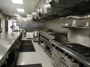 Bố trí bếp nhà hàng khách sạn hợp lý