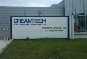 Thiết kế hệ thống bếp ăn công nghiệp DREAMTECH