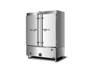 tủ hấp cơm 100kg, thiết bị nhà bếp công nghiệp