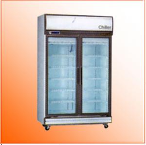 Tủ lạnh 2 cánh kính, Tu mat cong nghiep