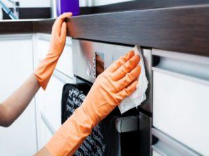 vệ sinh thiết bị bếp inox, thiết bị bếp inox