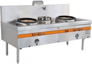 Bếp á xào đôi 1 bầu nước chất lượng cao