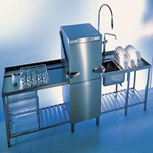 Máy rửa bát nhà hàng, Thiết bị điện lạnh