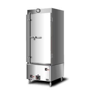 tủ nấu cơm gas 20kg cao cấp, tu com gas
